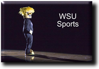 WSU Sports Button