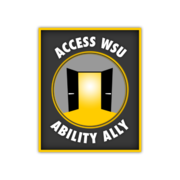 Access WSU - Ability Ally Digital Credential Thumbnail