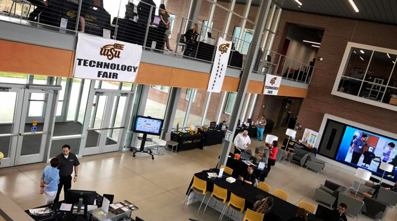 MRC Supports Events like the Tech Fair