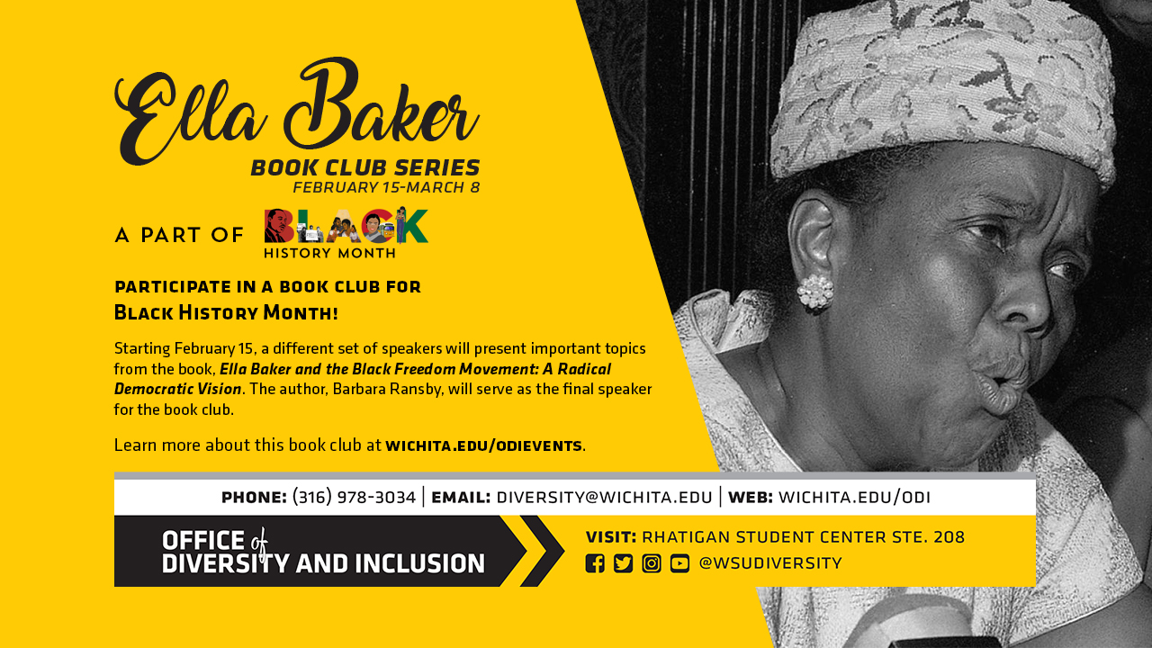 Ella Baker Book Club Series