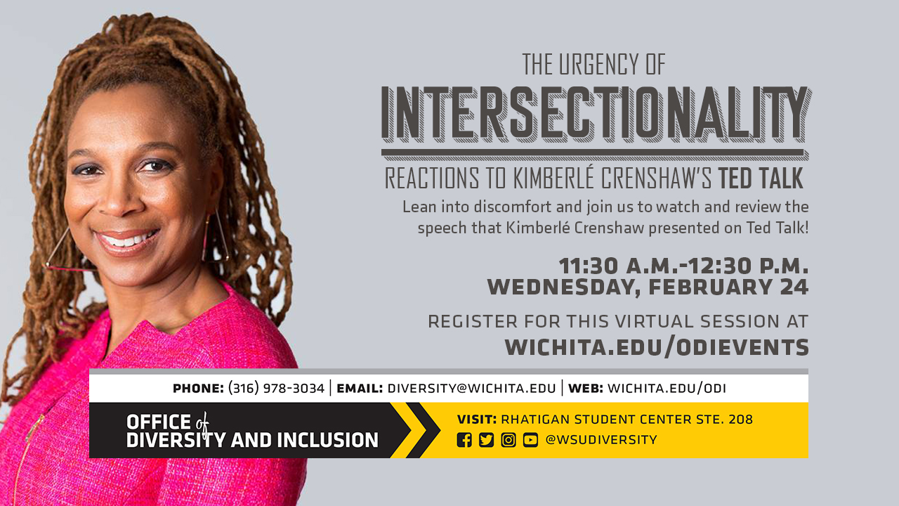 The Urgency of Intersectionality