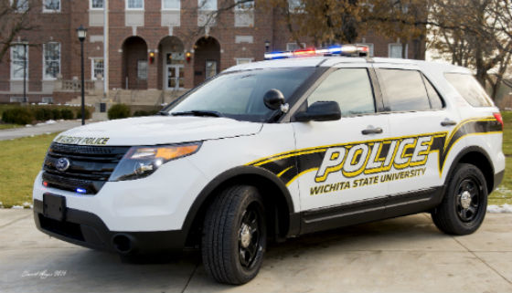 UPD Patrol Vehicle