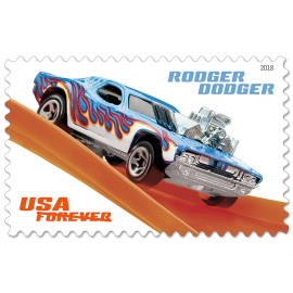 image of hot wheels stamp