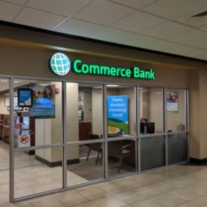 Commerce Bank Hours