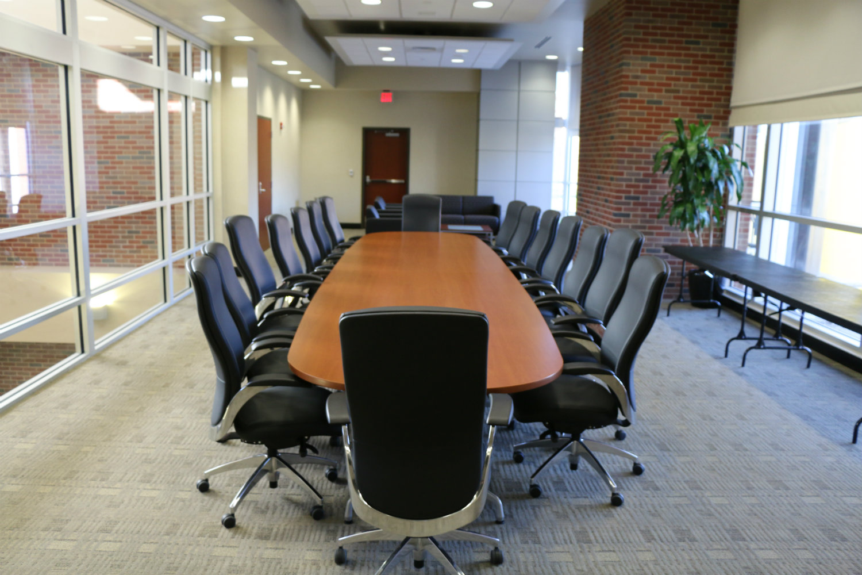 Shocker Football Room - Conference table football