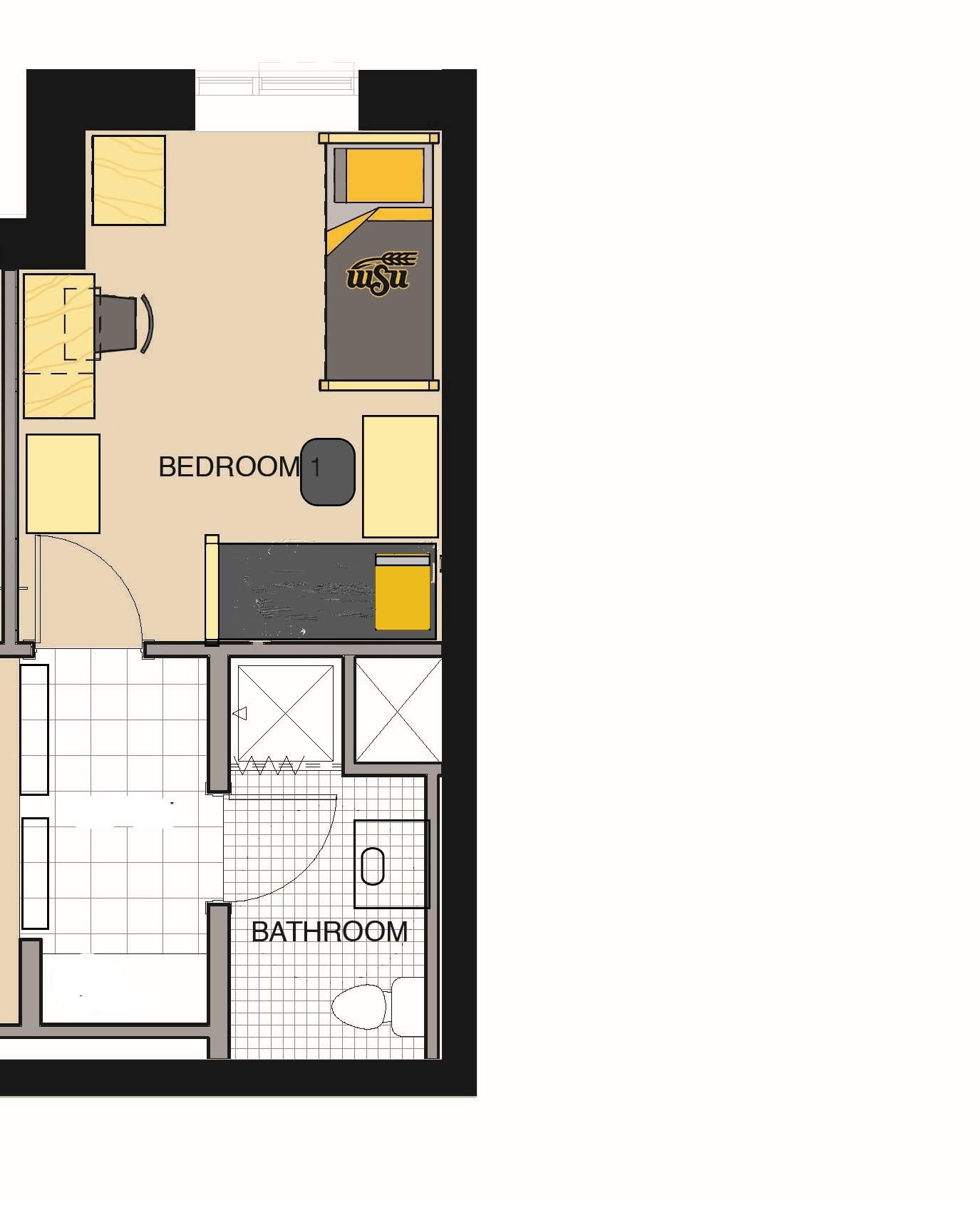Shocker Hall Floor Plans